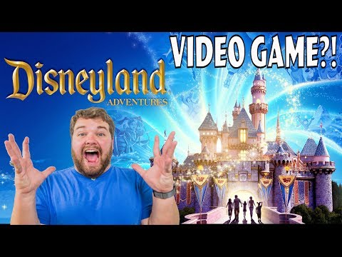 Disneyland is a Video Game?! - Disneyland Adventures
