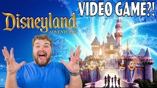 Disneyland is a Video Game?! - Disneyland Adventures Pt. 1