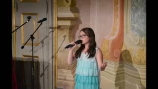 To mi je všeč (N.Pušlar) - Zarja Robar, šola petja ORFEUS