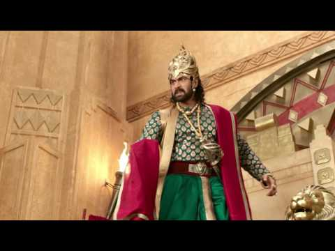 Baahubali The Conclusion 2016 Trailer Part 2 Bahubali Prabhas Rana Daggubati