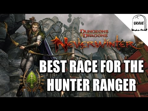 (PS4) Neverwinter Best Race For The Hunter Ranger