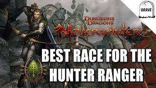 (PS4) Neverwinter Best Race For The Hunter Ranger