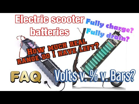 Electric Scooter battery common problems Electric Scooter Academy