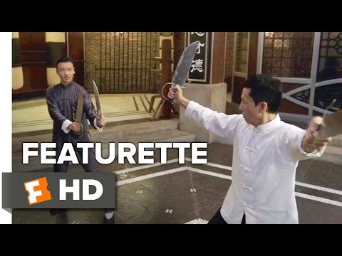 Ip Man 3 Featurette  Fight Choreography 2016  Mike Tyson, Donnie Yen Action Movie HD
