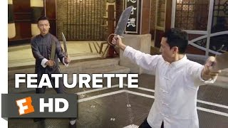 Ip Man 3 Featurette - Fight Choreography (2016) - Mike Tyson, Donnie Yen Action Movie HD
