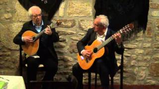 A Ternura dos Quarenta Instrumental  Guitarra   Manuel Alves  Viola de fado   Quim Peralta