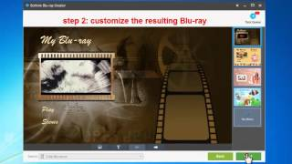 How to create Blu-ray from video with HD movie maker?
