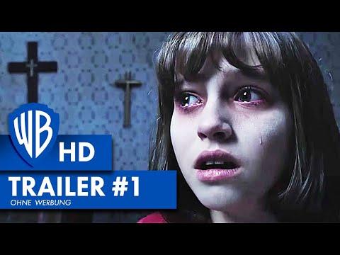CONJURING 2 - Trailer #1 Deutsch HD German (2016)