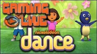 GAMING LIVE Wii - Nickelodeon Dance - Danseur, arrête de danser ! - Jeuxvideo.com
