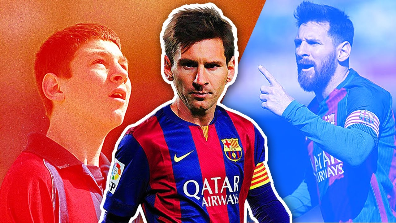Biografia De Lionel Messi En Ingles Youtube