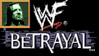 nL Live - WWF Betrayal as TRIPLE H! [Gameboy Color]