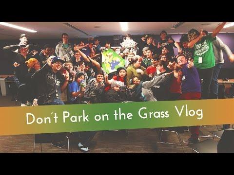 Don't Park on the Grass Vlog w/ Specter
