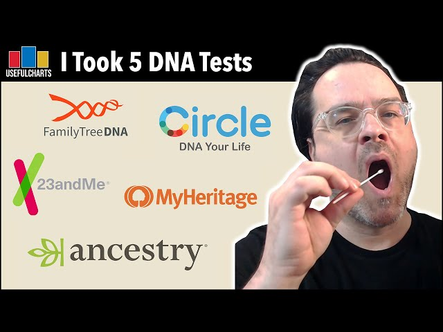 I Took 5 DNA Tests and Compared Them | Which One Is Best?