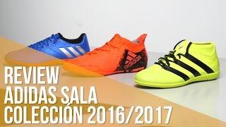 Review adidas Sala Colección 2016/2017