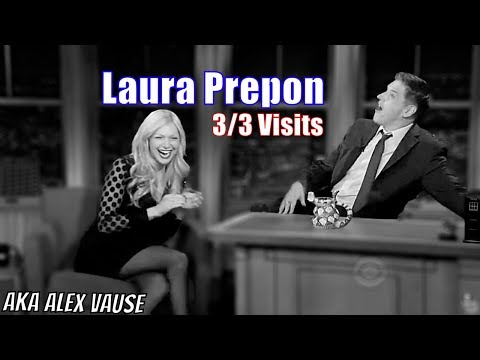 Laura Prepon  Aka Alex Vause, Any Oranges Around?  33 Appearances On Craig Ferguson