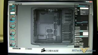 corsair link v2 overview guide with the h100i cpu cooler