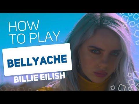 Billie Eilish - Bellyache | SUPER PADS KIT BELLY