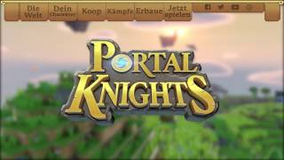 "Portal Knights | ""Was ist Portal Knights?""-Trailer 