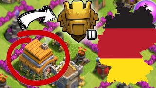 DEUTSCHES RATHAUS 6 IN TITAN 2! REKORD! * Clash of Clans * CoC