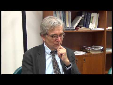 Prof. Bruno De Witte - Koc University