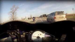 мото клип MOTO GP под прикольный Dubstep