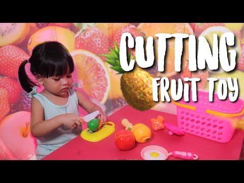 MAINAN POTONG BUAH | MASAK-MASAKAN 💜 CUTTING FRUIT TOY 💜 COOKING TOY