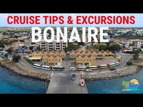 CRUISE TIPS & EXCURSIONS ~ BONAIRE