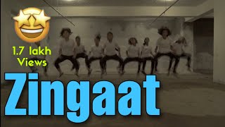 Zingaat - Sairat - Dance choreography