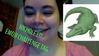 Baixar Emoji Challenge Tag | Nichole337