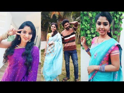 Vijay TV Pandian Stores Serial Dubsmash in Tamil   Tik Tok videos