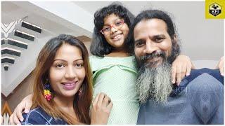 KGF Vanaram Ayyappa Sharma Family Pics   Saikumar, Ravishankar Brother   Villain Ayyappa Sharma Wife