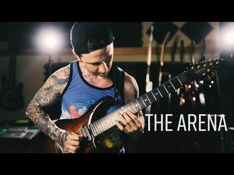 Lindsey Stirling - 'The Arena' Cover