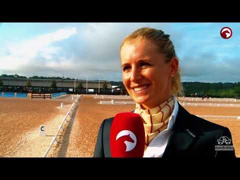 Jessica von Bredow-Werndl | Weltreiterspiele 2018 | FEI World Equestrian Games Tryon|