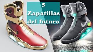 5 Zapatillas deportivas del Futuro 2017 [ INVENTOS DEL FUTURO ]