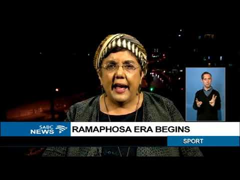 Ramaphosa's presidency gives hope to South African - Zubeida Jaffer