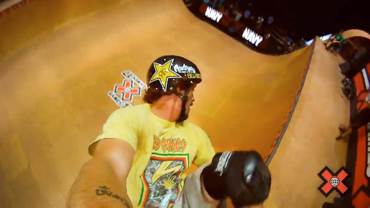 Gopro Hd X Games 17 Skateboard Vert Finals Youtube Telkomsel Hero Session