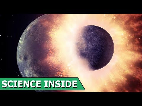 Origin of The Moon Theory   HMS Illustrious & Hms Kent Warships   What is the Kyoto Protocol?