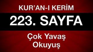 Kur an ı Kerim 224 sayfa
