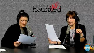 Haunted AF- Danielle's Ghost Photo