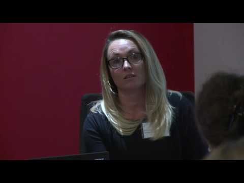 Peter Waller-Flynn, Kate Sullivan | Opening up the DBS to all | WIG's D&I Conference 2016