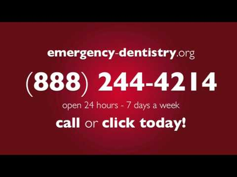 24 Hour Emergency Dentist Jacksonville, FL - (888) 244-4214