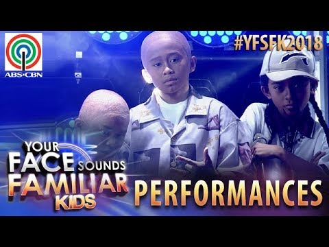 Your Face Sounds Familiar Kids 2018: TNT Boys as Salbakuta   S2pid Love