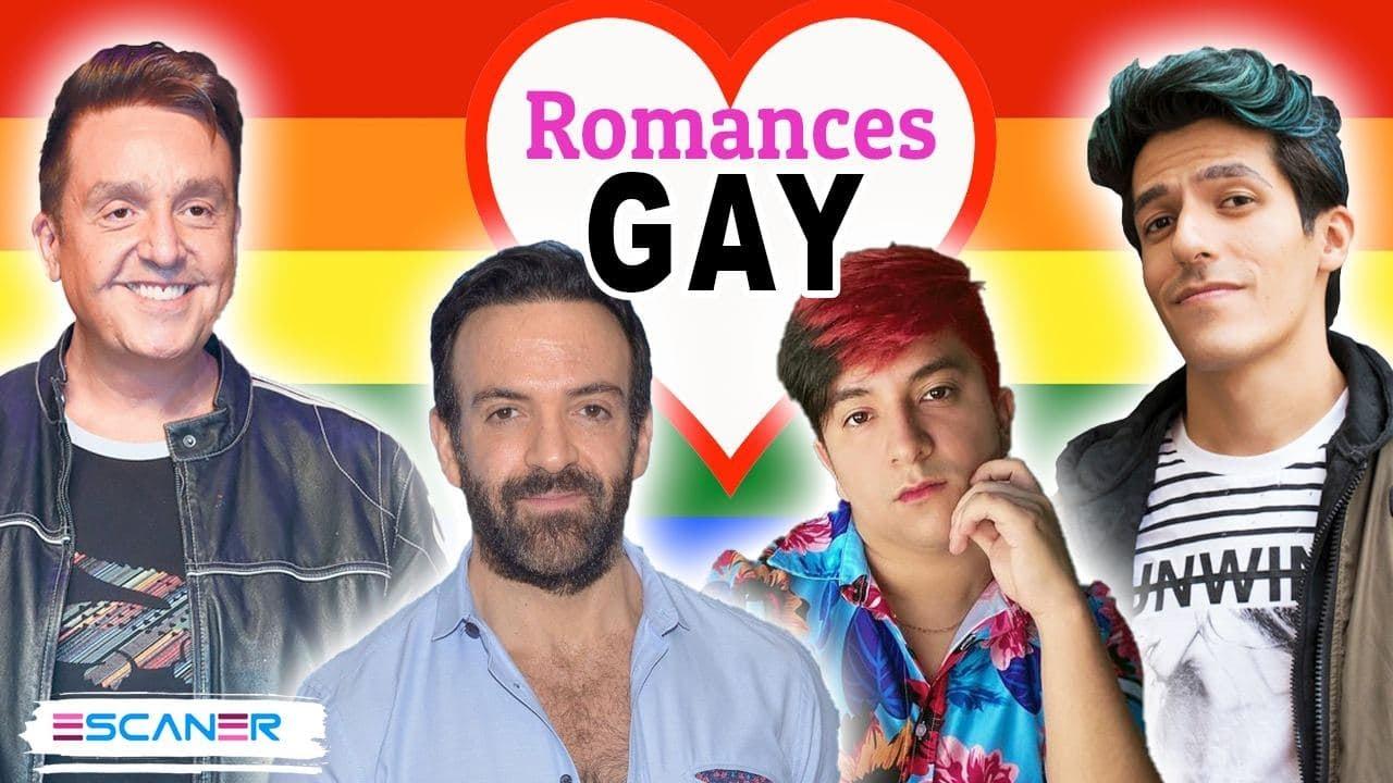 ROMANCES GAY que han GRITADO su AMOR a los 4 vientos SIN MIEDO