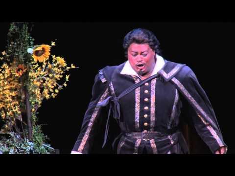 "Russel Thomas in MOT's ""Faust"" - Act 2: Cavatina"