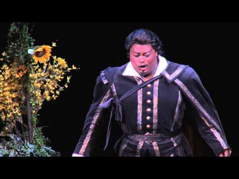 "Russel Thomas In MOT's ""Faust"" - Act 2: Cavatina"