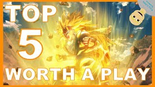 Top 5 Android Games Worth A Play (May 2018)