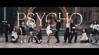 Red Velvet - Psycho Dance Cover | Student Showcase (Studio V…