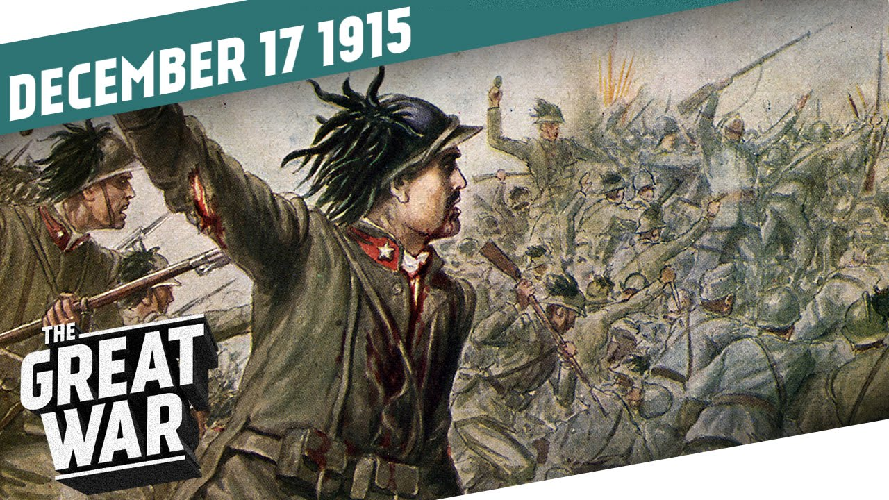 The Great War: Relive World War One as it happens one