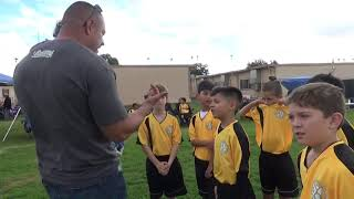 Soccer tournament video Titans January 2019