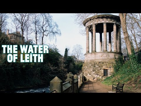 The Industrial River - The Water of Leith
